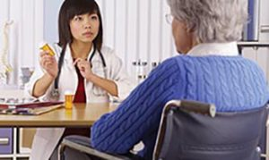 Counseling an older adult on medications
